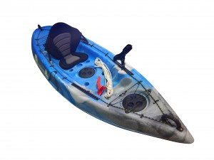 Jackhammer 2.7m Fishing kayak $55 per day or $220 per week