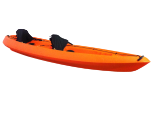 Aqua 2 Double Kayak $66 per day or $264 per week